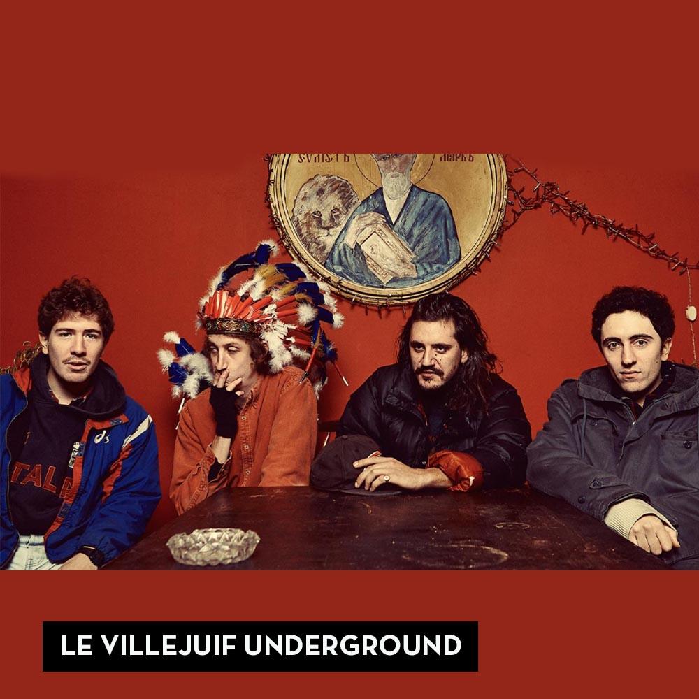 Le Villejuif Underground